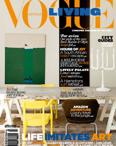 Vogue Living – Valerie Traan