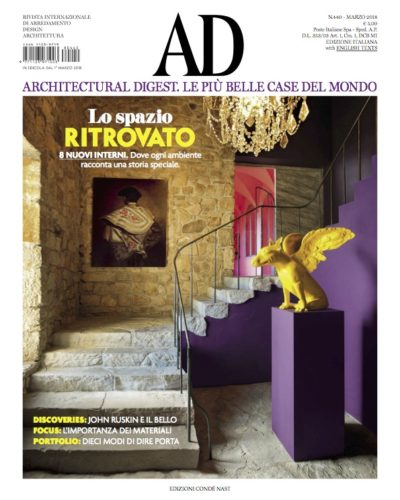 AD ITALIA – Chateau Castigno