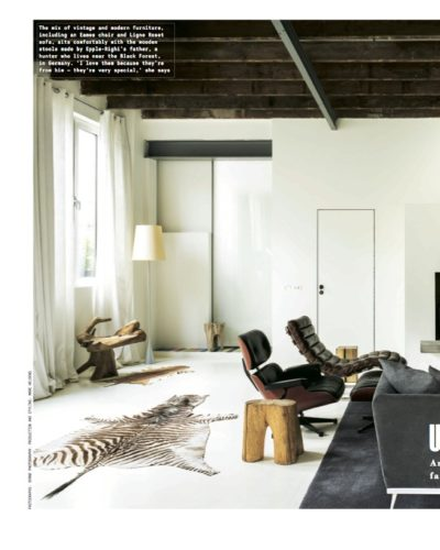 SUNDAY TIMES MAGAZINE Loft Righi Epple